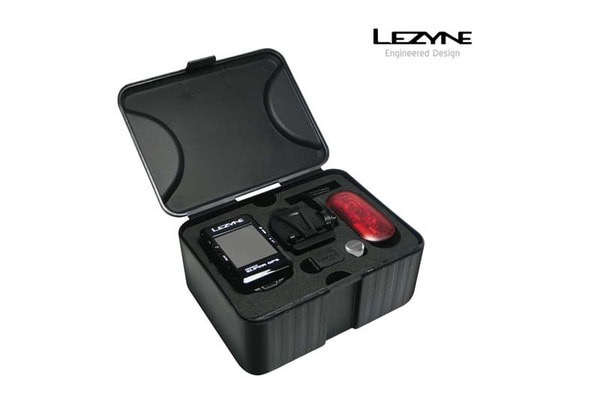 (LEZYNE)SUPER GPS BOX Package